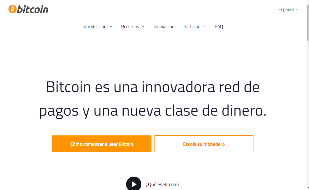 bitconin para vender por internet